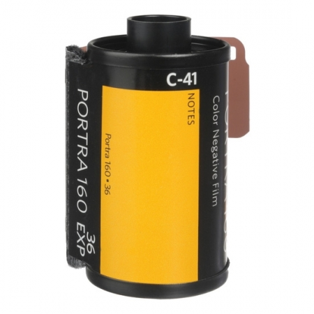 Kodak Portra 160 135-36 - film negativ color ingust (ISO 160)