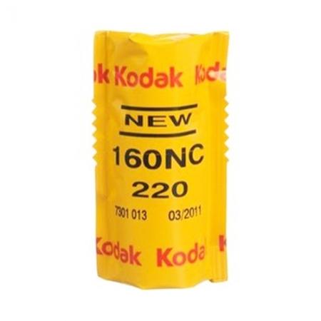 Kodak Portra 160 220 - film negativ color lat (220 ISO 160)