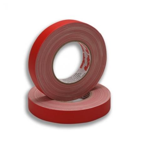 LeMark - Banda adeziva rosu mat 25mm