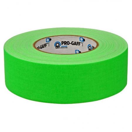 LeMark Fluo Pro-Gaff verde 48mm - banda adeziva