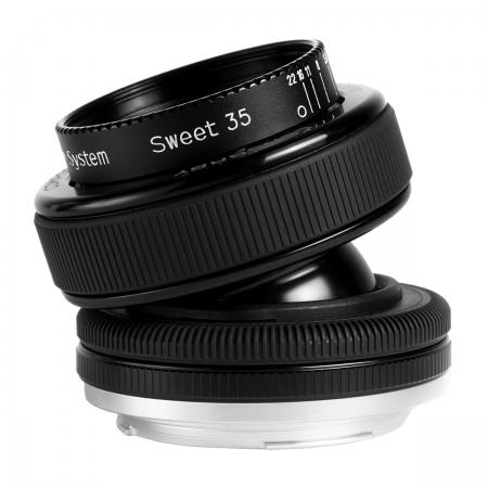 Lensbaby COMPOSER PRO kit Sweet 35 pentru Nikon