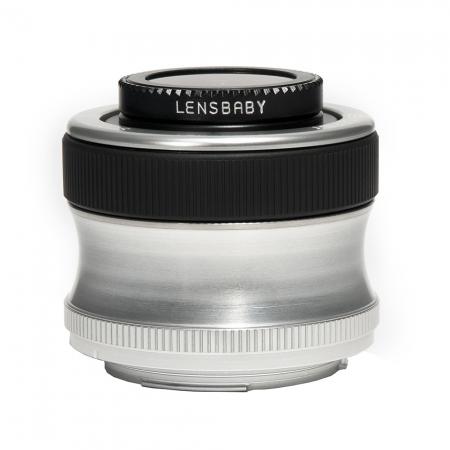 Lensbaby Scout ( + obiectiv Fisheye) - Nikon