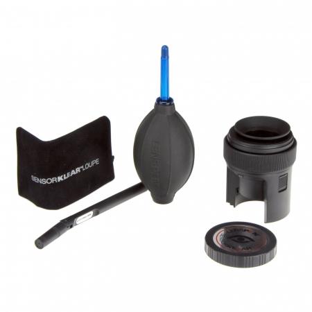 Lenspen  Sensor Klear Loupe Kit - Kit pentru curatarea senzorului foto (SKLK-1)