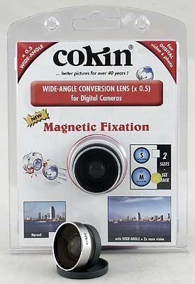 Lentila conversie wide Cokin R730A-MM 0.5x (prindere magnetica - 26mm)