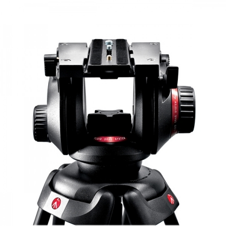 Manfrotto 504HD - cap video