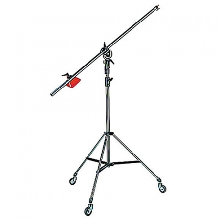 Manfrotto Light Boom 085BS - stativ cu boom si roti