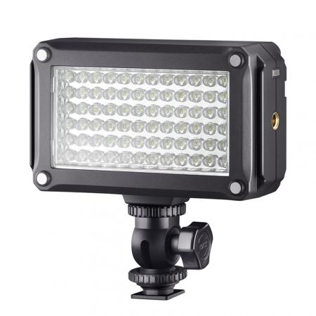 Metz Mecalight LED-480 - lampa video cu 72 leduri