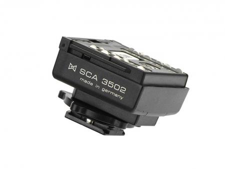 Metz SCA 3502 M5 - adaptor SCA pentru aparatele Leica