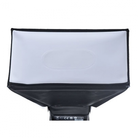 Micnova MQ-B7 - Softbox 13x20cm pentru blitzuri externe