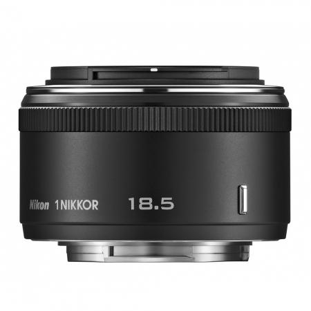 Nikon 1 NIKKOR 18.5mm f/1.8 negru