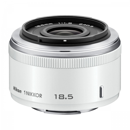 Nikon 1 Nikkor 18.5mm f/1.8 alb