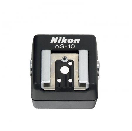 Nikon AS-10 TTL - adaptor pentru blitzuri multiple
