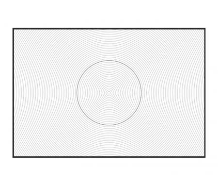 Nikon B3 - geam mat (de focalizare) pentru Nikon FM3A