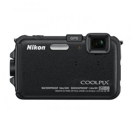 Nikon Coolpix AW100 negru