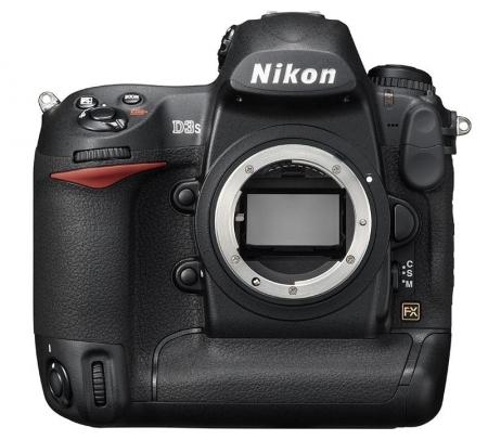 Nikon D3S body