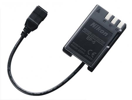 Nikon EP-5 - Conector pt alimentare directa D40/D60