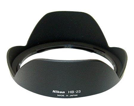 Nikon HB-23 - Parasolar pentru AF-S 12-24mm f/4 G ED-IF DX si AF-S 17-35mm f/2.8 ED