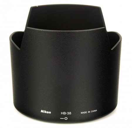 Nikon HB-38 - Parasolar pentru Micro 105mm f/2.8G VR AF-S IF-ED