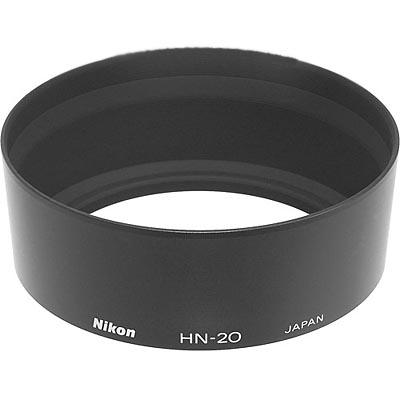 Nikon HN-20 - Parasolar pe filet pentru 85mm f/1.4 AI-s