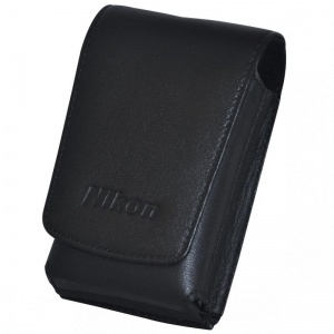 Nikon Leather Promo Pouch for S1200/aw100 ALM230102