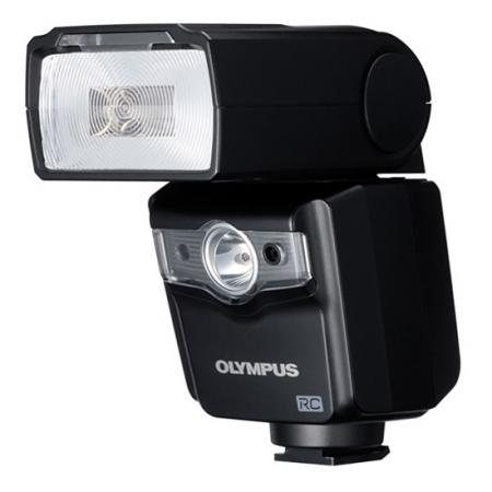 Olympus FL-600R - blit TTL si wireless