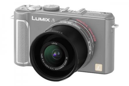 Panasonic DMW-LA4 - adaptor filtre pentru Panasonic DMC-LX3 .