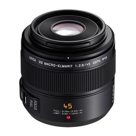 Panasonic Leica DG Macro-Elmarit Macro 45mm f/2.8 ASPH MegaOIS - pentru montura Micro 4/3