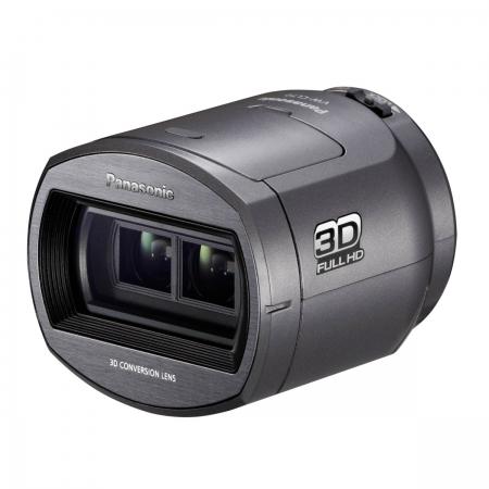 Panasonic VW-CLT2E-H -Obiectiv 3D compatibil cu HC-X900/X900M/X800/V700
