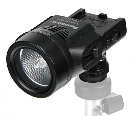 Panasonic VW-LDC103 - lampa video 10W, neagra