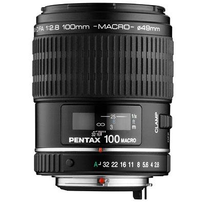 Pentax D FA 100mm F2.8 SMC Macro