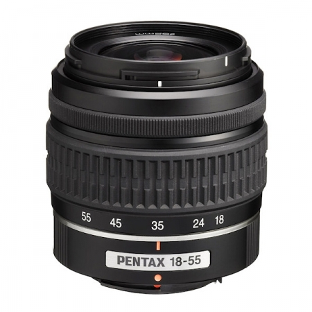 Pentax DA 18-55mm F3.5-5.6 SMC AL