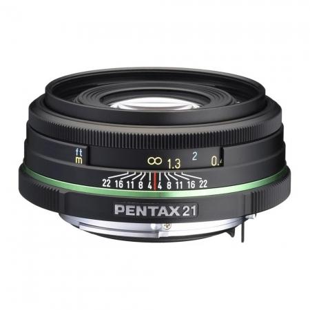 Pentax DA 21mm F3.2 SMC AL Limited