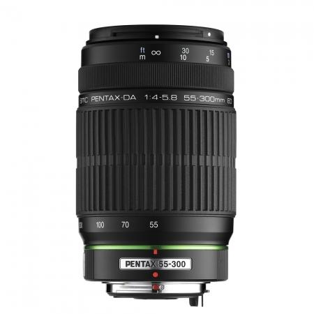 Pentax DA 55-300mm F4-5.8 SMC ED