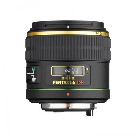 Pentax DA* 55mm F1.4 SMC SDM