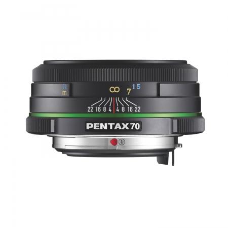 Pentax DA SMC 70mm F2.4 Limited