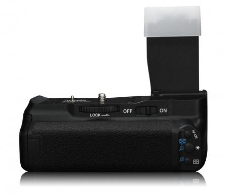 Pixel Battery Grip Vertax BG-E8 pt Canon 700D/650D/600D/550D