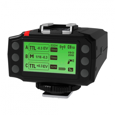 Pixel King PRO TX - transceiver E-TTL pentru Canon