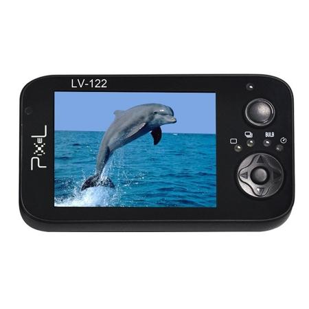 Pixel LV-122 (N3-DC) - ecran si telecomanda pentru Canon 7D / 1D Mk IV / 5D Mk III
