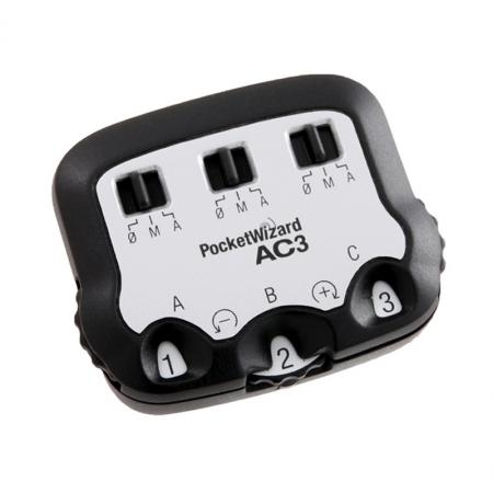 PocketWizard AC3 ZoneController pentru Canon DSLR