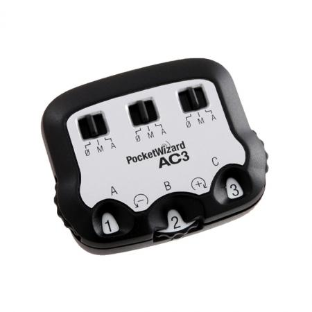 PocketWizard AC3 ZoneController pentru Nikon DSLR