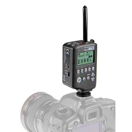 PocketWizard MultiMax Radio Transceiver (transmitter sau receiver - dubla functie)