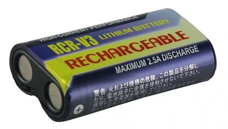 Power3000 FR3B.01 - acumulator tip CR-V3 / LB-01/ KCRV3pentru Nikon 1100mAh