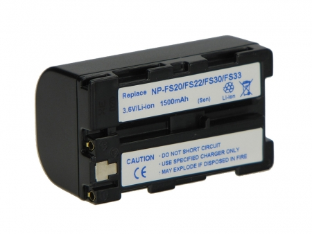 Power3000 PL121D.853 - Acumulator tip Sony NP-FS20 / FS22 1500mAh