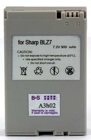 Power3000 PL226I.347 - acumulator tip BT-L226U, BT-L227 pentru Sharp, 1000mAh