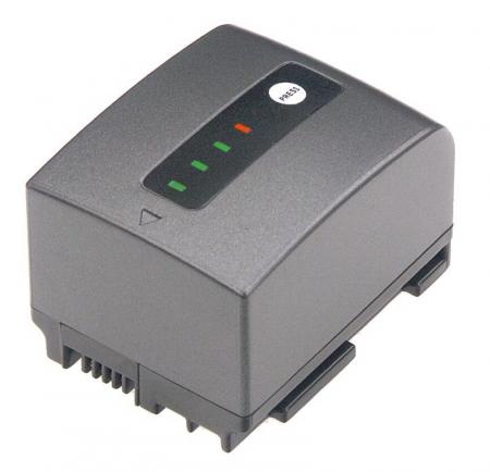 Power3000 PL309F.7250 - acumulator Li-ion tip BP-809 pentru Canon HF/HS, 890mAh