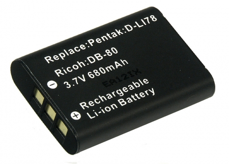 Power3000 PL317B.637 - acumulator Li-ion tip EN-EL11 pentru Nikon, 680mAh