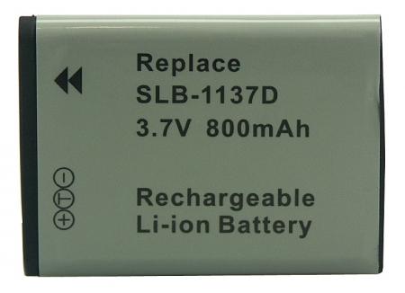 Power3000 PL391B.635 - acumulator tip SLB-1137D pentru Samsung, 800mAh