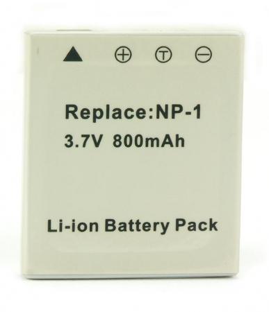 Power3000 PL42G.533 - acumulator tip NP-1 pentru Konica Minolta, 800mAh