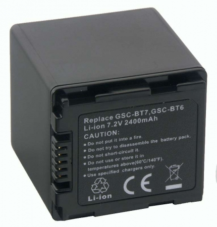 Power3000 PL461B.338 - acumulator Li-ion tip GSC-BT7, 2400mAh