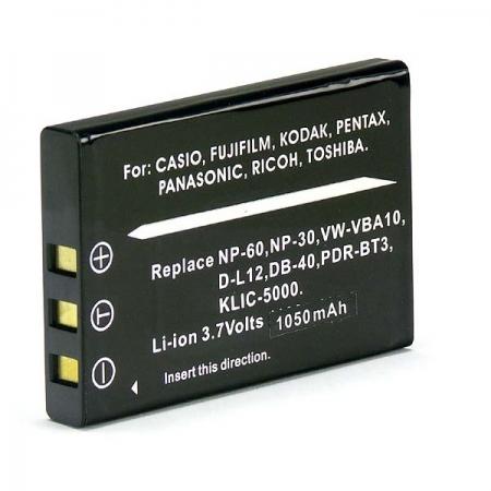 Power3000 PL60B.346 - acumulator Li-Ion, tip Samsung SLB-1037 / SLB-1137, 1000mAh